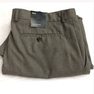Banana Republic Standard Fit Pants Brown 38x30